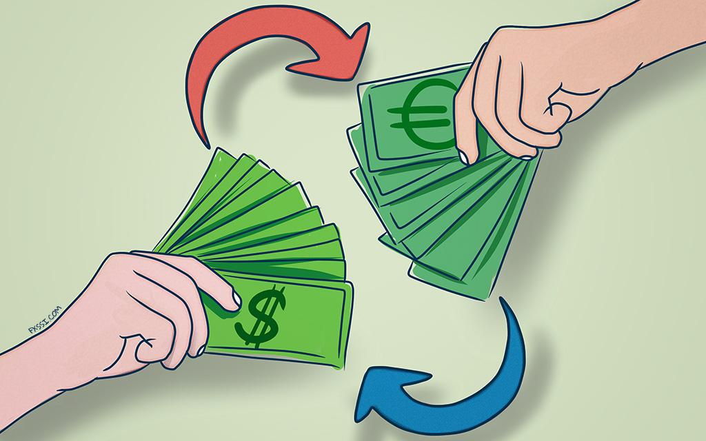 5 самых торгуемых валют в мире